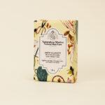 Jabón aclarante de leche de cabra con avena y miel
